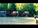 Отчетное шоу отряда Влада в брейк лагере Волнорез - 2 смена