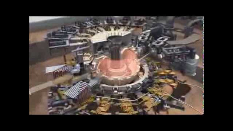 Термоядерная микроволновка. Нижний Новгород в ИТЭР. Нестандартная модель.