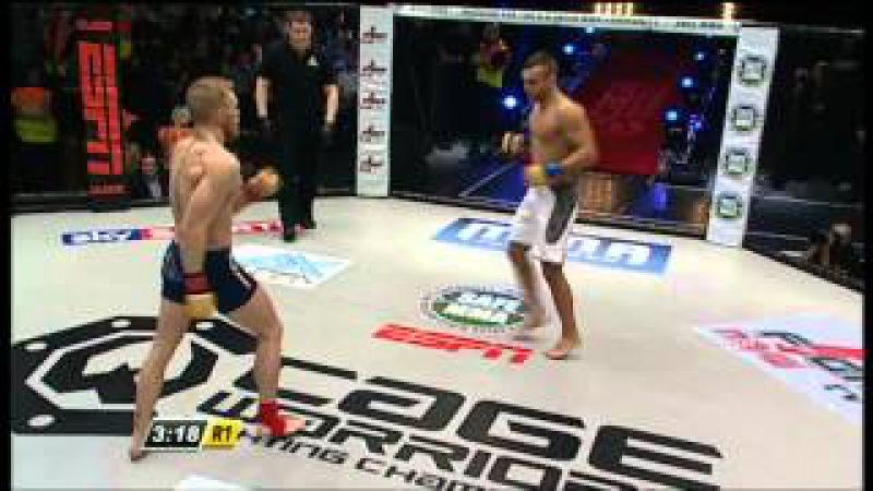 Cage Warriors 51: Conor McGregor vs Ivan Buchinger (CWFC 2012.12.31)