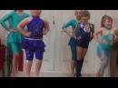 Детский современный танец - классное зрелище. Смотрите как классно танцуют дети