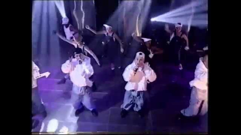 East 17 - Hold My Body Tight - Top Of The Pops - Thursday 15th June 1995