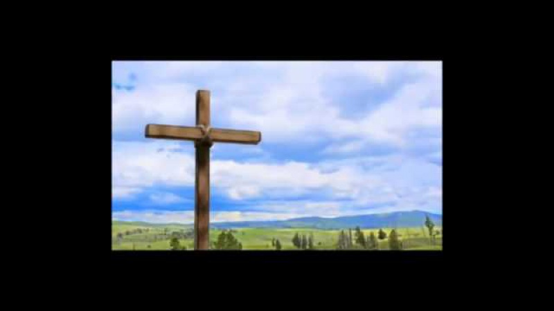 Когда Христос пришёл на землю,чтоб страдать.