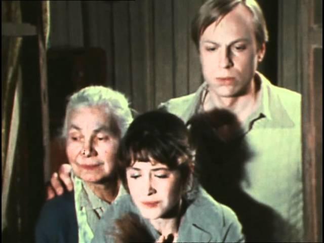 Вечно живые - 1 серия, Фильм-спектакль (1976), Режиссер О.Ефремов