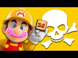 DEATH and PAIN and BUTTHURT Mario Maker #26