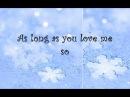 Frank Sinatra - Let It Snow |Lyrics|