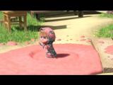 Маша и Медведь. Большая стирка. Серия 18 [720p]