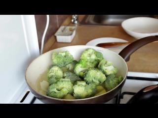 Диетический суп - пюре из брокколи. Как приготовить суп из брокколи