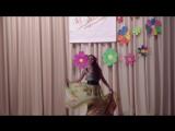 Испанский танец под русскую народную песню