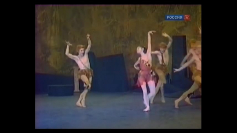 Ольга Лепешинская и Владимир Васильев – Вальпургиева ночь.