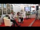 Литературная гостиная с Александрой Марининой, ММКВЯ-2015