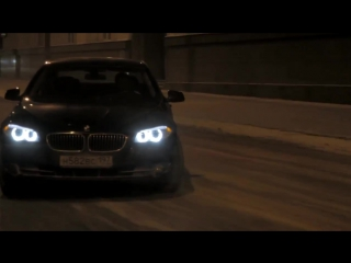 BMW 520d F10 drift