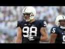 Penn State Football DT Anthony Zettel's