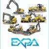 ЭКСПА - Сервис и запасные части для спецтехники