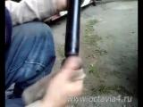Замена задних амортизаторов в Skoda Octavia Tour A4 2 часть
