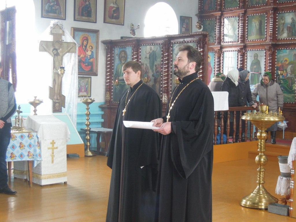 В станице Кардоникская прошло ежегодное Приходское Собрание