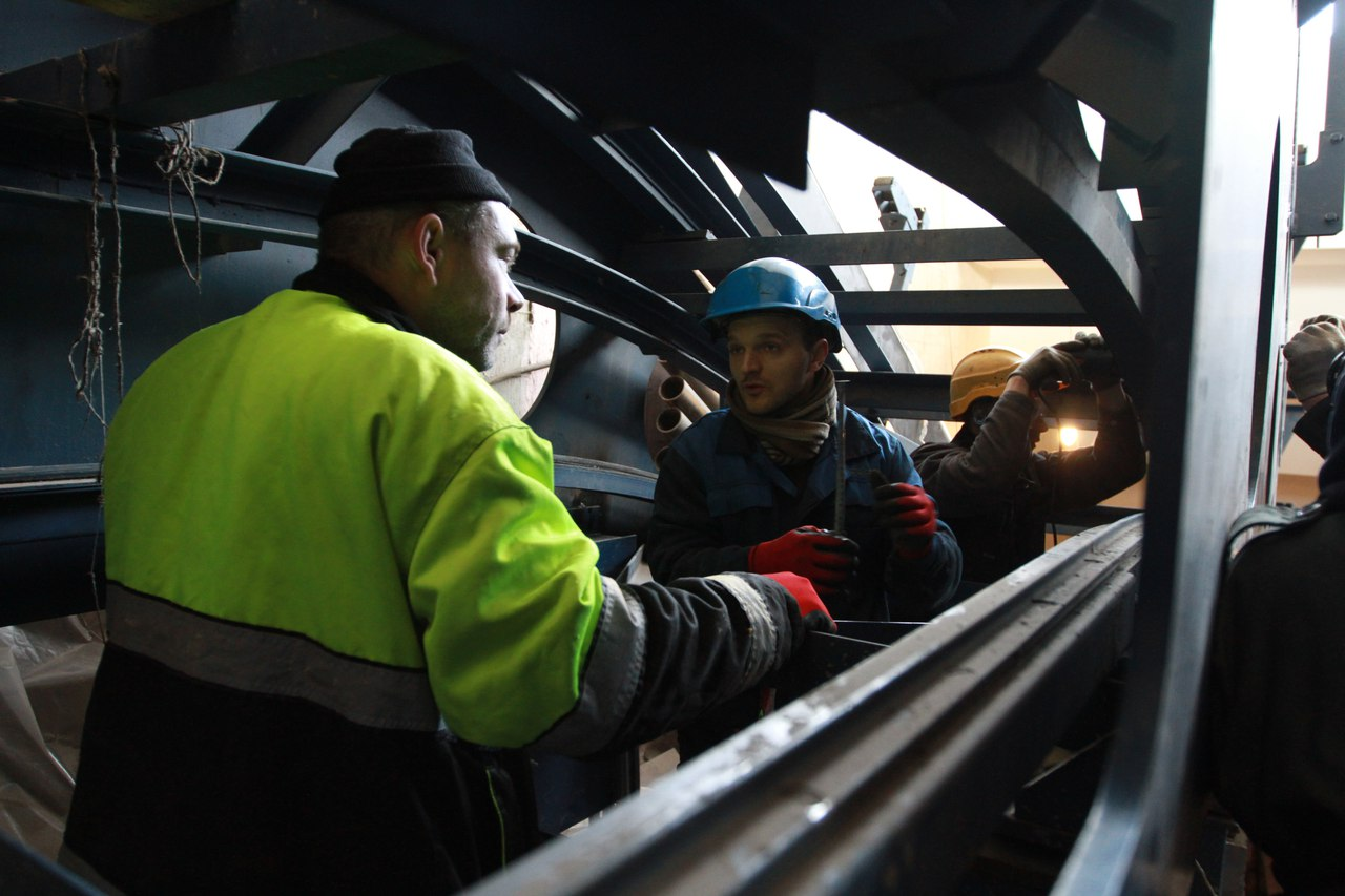 Собянин: В новых электродепо метро будут созданы 6 тысяч рабочих мест
