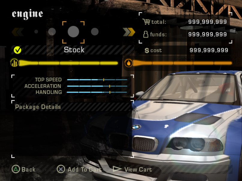 Nfs Most Wanted Ps2 Demo Main Menu Huge Amount Of Pics Need For Speed Theories