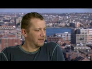 Город воров/The Town (2010) Интервью с Аароном Стокардом