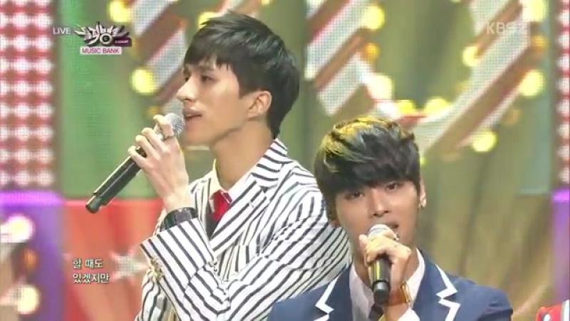 [Live_HD] 140103 VIXX - Thank You For My Love (태어나줘서 고마워) @MB