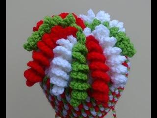 Curly Cues Crochet Tutorial