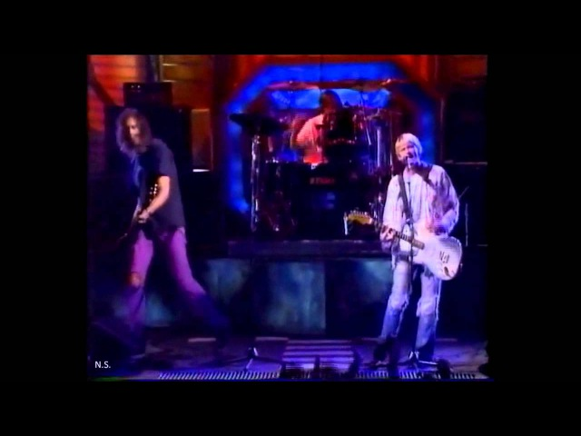 Nirvana - Lithium - MTV Awards 1992 090992