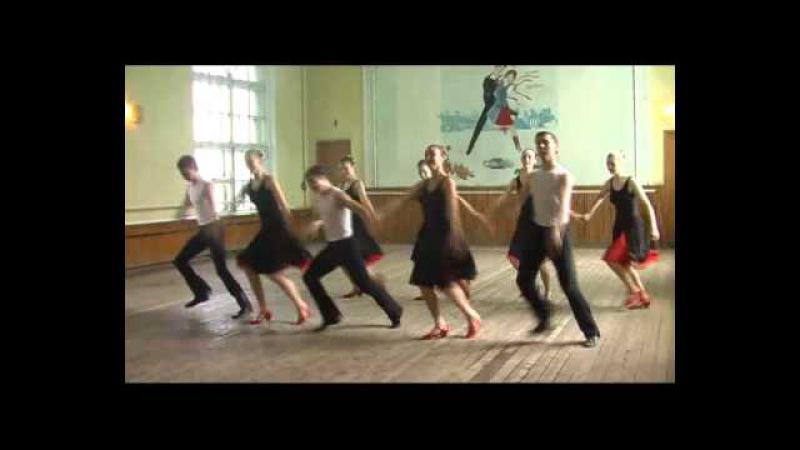 4T Гос экзамен по народному танцу 2009г часть 2