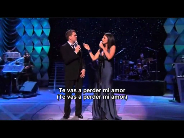 Michael Bublé Laura Pausini.- Youll never find another love like mine subtitulado