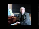 Bach J.S. Sinfony and invention in B minor, #15. Pavel Popov