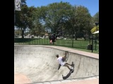 """Hyper Bikes on Instagram: """"Here's @ryanguettler doing a flair over a 50/50 grind from a skater. Would you and your friend do a over and under? Tag us if you can !!"""""""