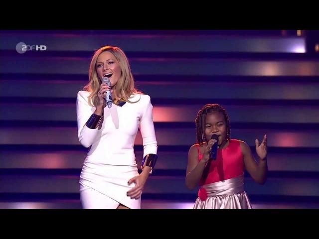 Chelsea Fontenel - I Will Always Love You (Helene Fischer Show 2013 HDTV)