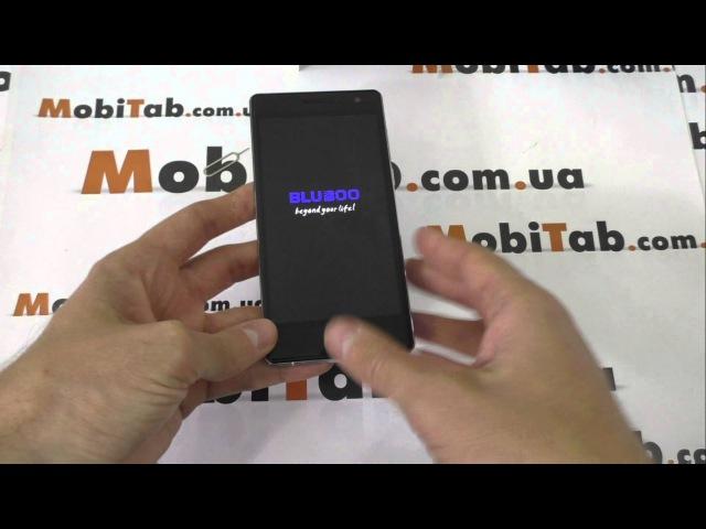 Bluboo Xtouch обзор новинки который имеет сканер отпечатка пальцев купить в Украине-MobiTab.com.ua