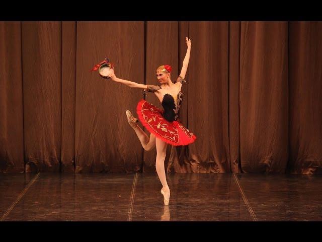 Arabesque 2010 Арабеск 2010 Вариация из балета Эсмеральда