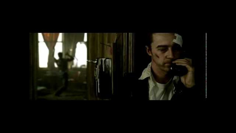 Бойцовский клуб Fight Club 1999 трейлер