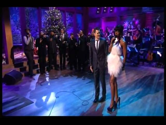 Michael Bublé White Christmas Home For Christmas featuring Kelly Rowland Naturally 7 HQ