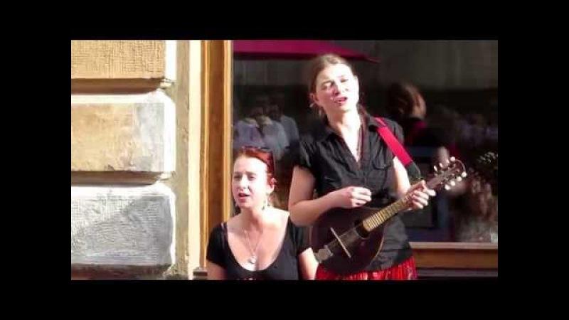 Olenky | Оленки - Gusta mi magla padnala (World Song Serbs Kosovo Metohija)FolkRockVideo