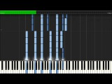 Melody Oliver Heldens Synthesia Piano
