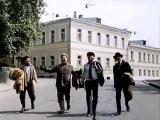 Юрий Саранцев (за кадром), Евгений Моргунов, Георгий Вицин, Сергей Филиппов