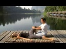 Thai Yoga Massage Demo and Trainings with Ralf Marzen at JungleYoga