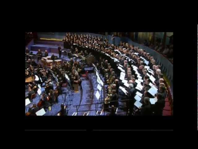 Charles Ives Symphony No 4 BBC Symphony Orchestra David Robertson cond Ralph van Raat piano