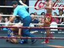 Muay Thai Fight-Nichao vs Kom-Awut (นิเชาว์ vs คมอาวุธ), Rajadamnern Stadium - 15.2.16