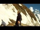Домбай. 2 мая 2016. Пешком через Русскую поляну до верхней станции гондольного подъемника