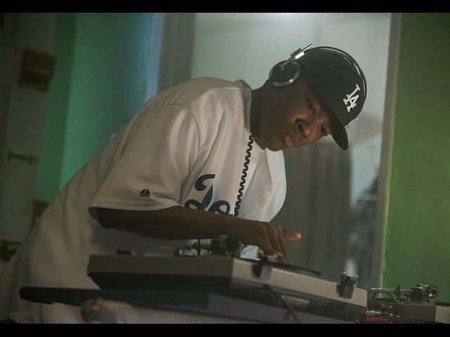 Straight outta Compton DJ SCENE dr.dre
