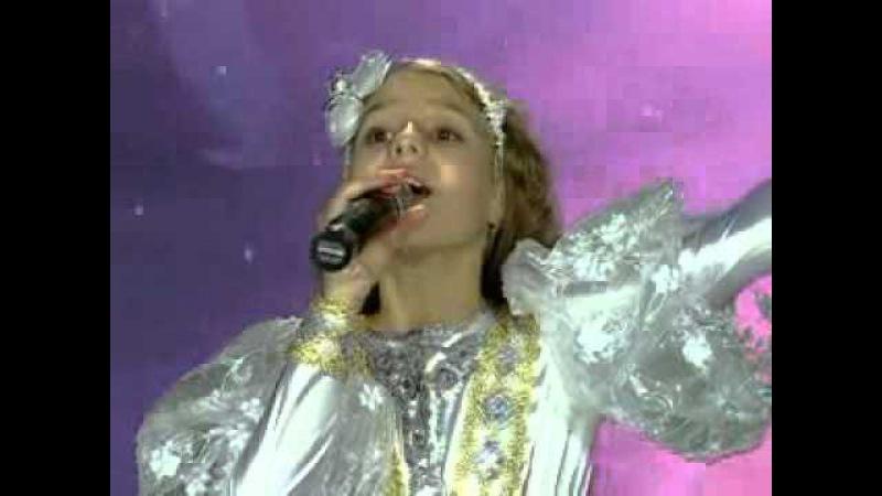 Конобеевская Ольга А над ней парили ангелы