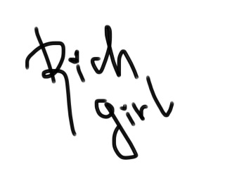 Rich girl | My first ukulele song