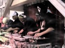 Amoeba In-Store Performance by the Beat Junkies