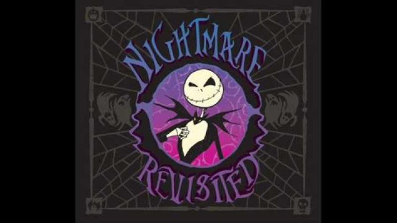 Nightmare Revisited Marilyn Manson This is Halloween((LYRICS IN DESCRIPTION))