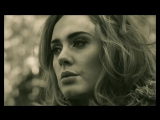 Клип Адель на песню «Hello»