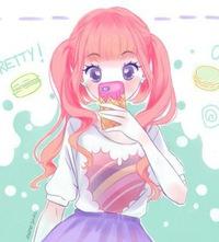 фото на аву девушек аниме