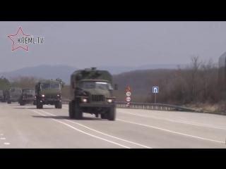 Вежливые Люди в Крыму.Крымская весна.