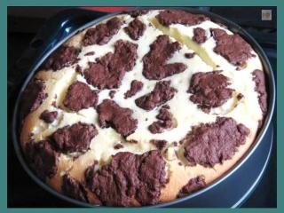 Пирог Бурёнка  Пошаговый рецепт с фото